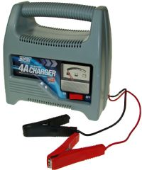 Maypole 12V 4amp Car Battery Charger - MP7414